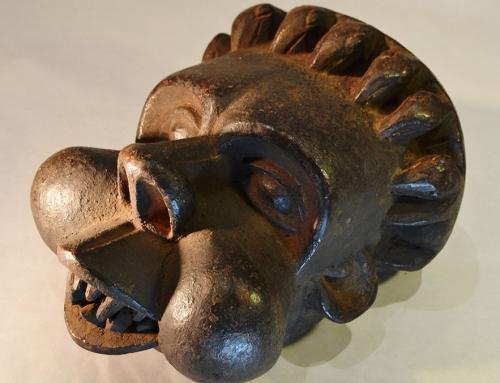 Mask Bangwa