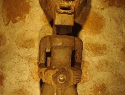 Figura Songyé, fetiche muy antiguo
