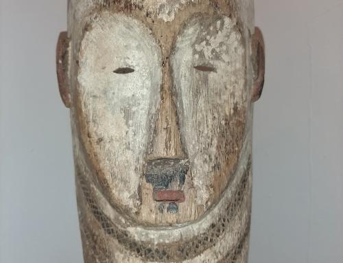 Máscara Fang, muy antigua