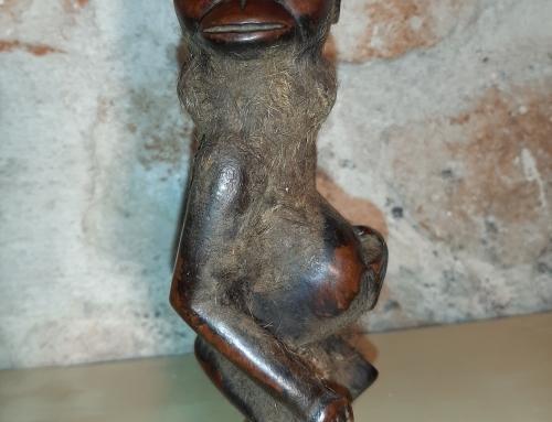 Figura Bulu, simio
