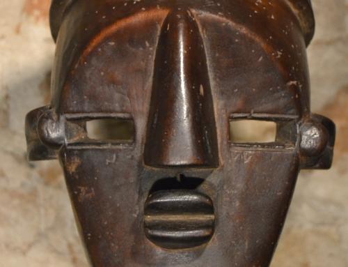 Máscara Lwalwa