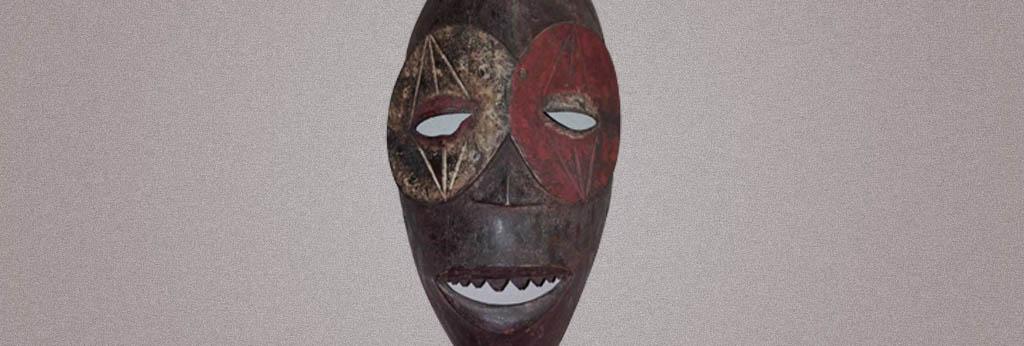 Mascara arte africano AfricartMadrid
